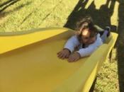 Altalena Prezzemolo Slide con scivolo