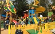 Giochi per aree aperte al pubblico.
