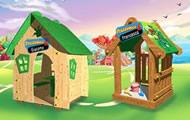 Casette in legno - Gioco da giardino